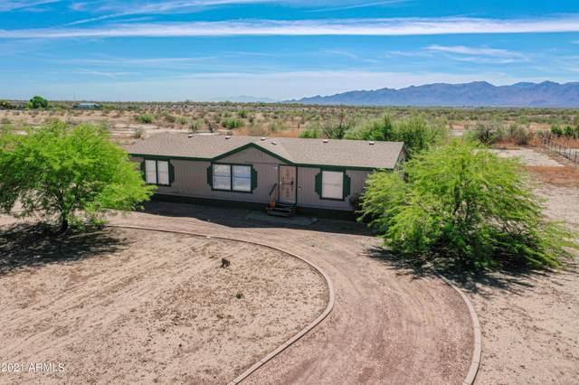 22211 W Bajada Drive, Wittmann, AZ 85361 (MLS #6310701) :: Dave Fernandez Team | HomeSmart
