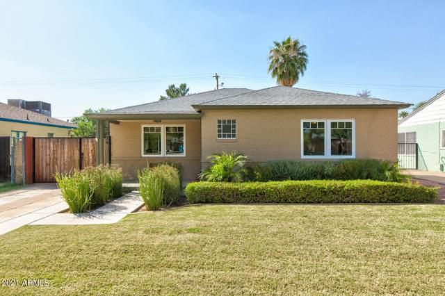 2026 N Laurel Avenue, Phoenix, AZ 85007 (MLS #6310704) :: Fred Delgado Real Estate Group