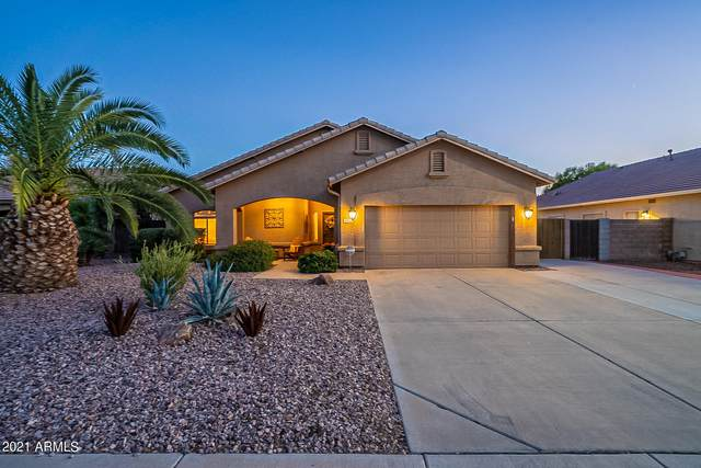 4515 E Laurel Avenue, Gilbert, AZ 85234 (MLS #6310707) :: Dave Fernandez Team | HomeSmart