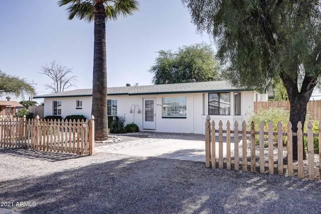 445 W Bealey Avenue, Coolidge, AZ 85128 (MLS #6310719) :: Dave Fernandez Team   HomeSmart