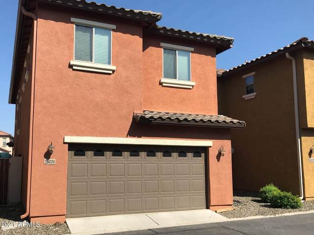 26031 N 53RD Drive, Phoenix, AZ 85083 (MLS #6310720) :: Dave Fernandez Team | HomeSmart