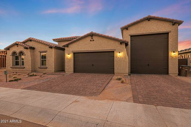 4632 N 183rd Avenue, Goodyear, AZ 85395 (MLS #6310726) :: Elite Home Advisors