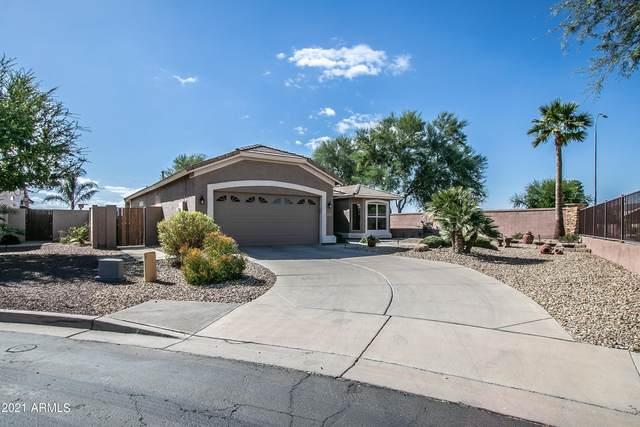 3001 E Gleneagle Drive, Chandler, AZ 85249 (MLS #6310729) :: Dave Fernandez Team | HomeSmart
