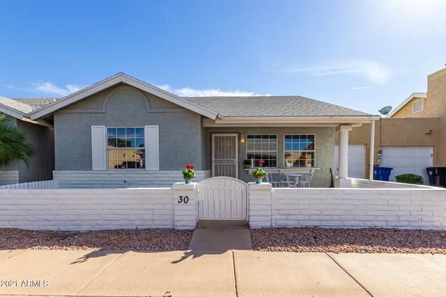 2929 E Broadway Road #30, Mesa, AZ 85204 (MLS #6310739) :: Dave Fernandez Team | HomeSmart