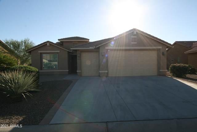 4643 W Aztec Drive, Eloy, AZ 85131 (MLS #6310760) :: The Newman Team