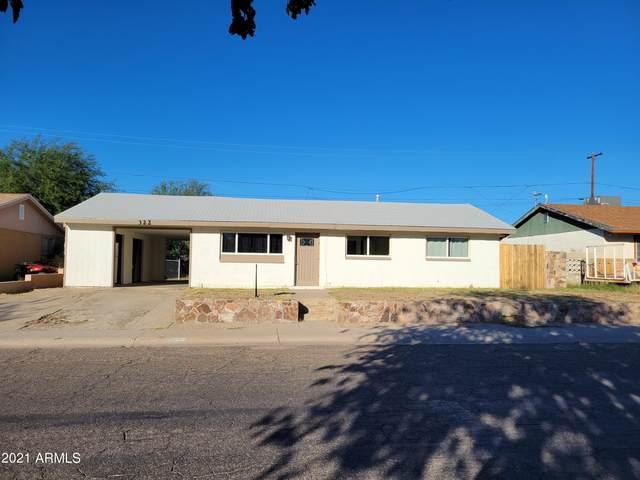 322 W Greenwich Road, Kearny, AZ 85137 (MLS #6310763) :: The Newman Team