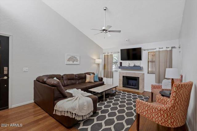 14145 N 92ND Street #2034, Scottsdale, AZ 85260 (MLS #6310775) :: Dave Fernandez Team | HomeSmart