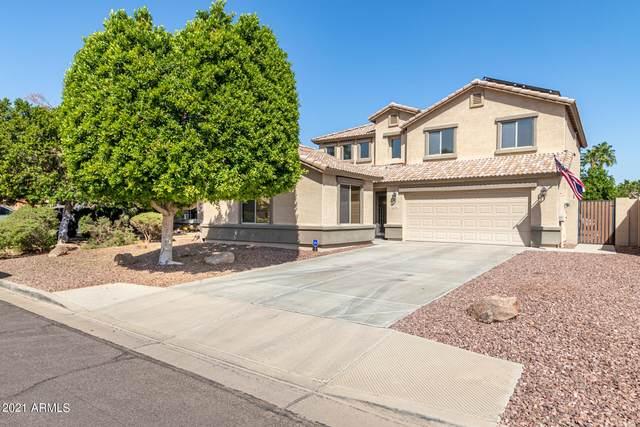 15916 W Central Street, Surprise, AZ 85374 (MLS #6310781) :: Dave Fernandez Team | HomeSmart