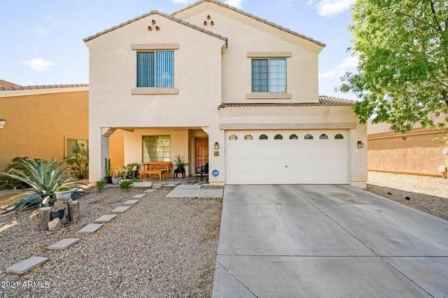 8627 W Superior Avenue W, Tolleson, AZ 85353 (MLS #6310787) :: Hurtado Homes Group