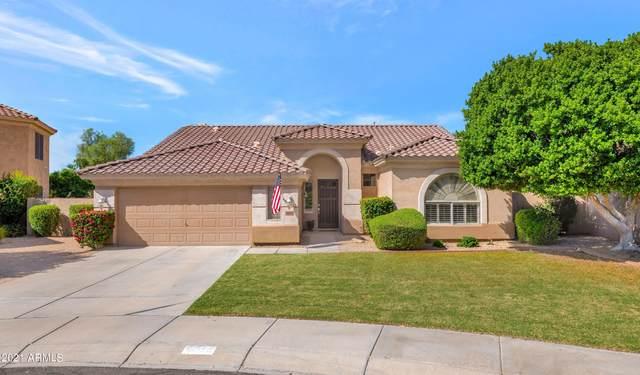 16650 S 15TH Drive, Phoenix, AZ 85045 (MLS #6310789) :: Dave Fernandez Team | HomeSmart