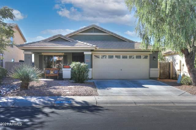 44831 W Sage Brush Drive, Maricopa, AZ 85139 (MLS #6310797) :: Midland Real Estate Alliance