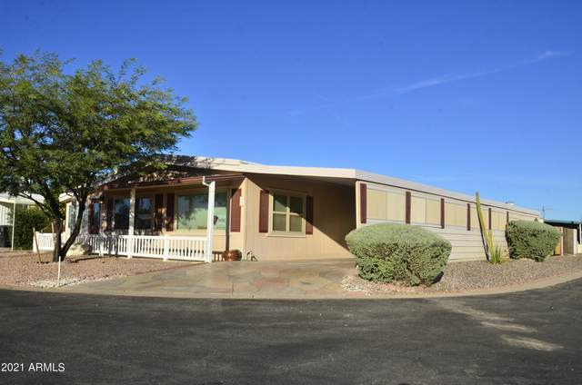3160 E Main Street #32, Mesa, AZ 85213 (MLS #6310802) :: Arizona Home Group