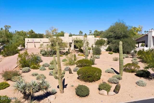 8250 E Via Del Sol Drive, Scottsdale, AZ 85255 (MLS #6310804) :: Keller Williams Realty Phoenix
