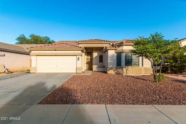 13009 N 129TH Drive, El Mirage, AZ 85335 (MLS #6310807) :: Yost Realty Group at RE/MAX Casa Grande