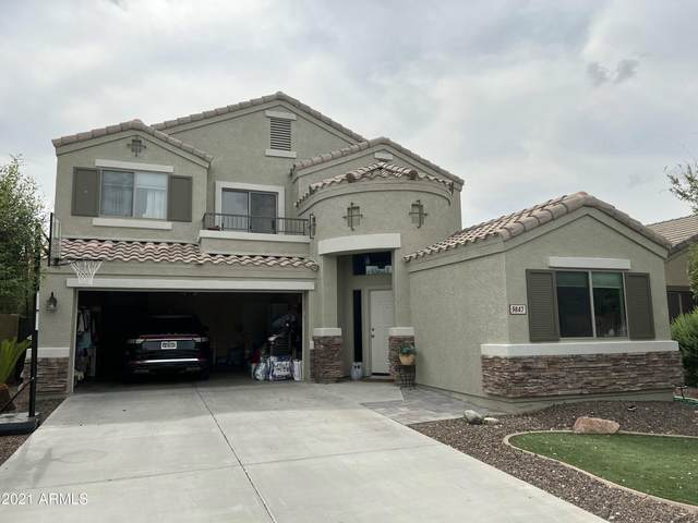 9847 W Salter Drive, Peoria, AZ 85382 (MLS #6310809) :: Jonny West Real Estate
