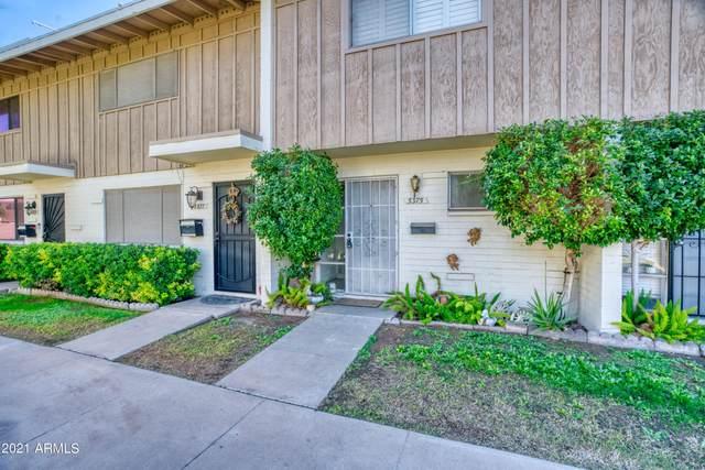 5375 N Black Canyon Highway, Phoenix, AZ 85015 (MLS #6310822) :: Maison DeBlanc Real Estate