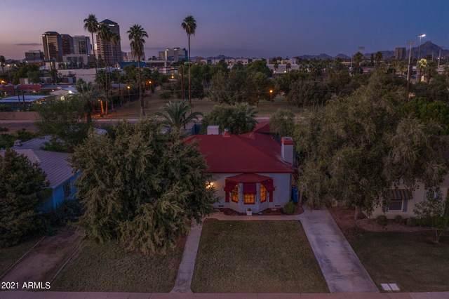 330 E Alvarado Road, Phoenix, AZ 85004 (MLS #6310825) :: Power Realty Group Model Home Center