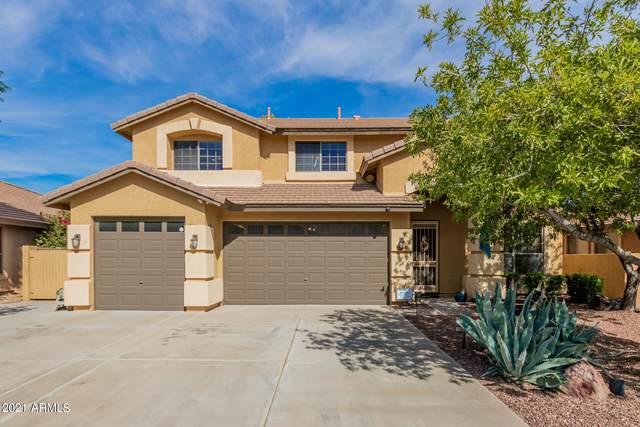 2958 E Teakwood Place, Chandler, AZ 85249 (MLS #6310844) :: Klaus Team Real Estate Solutions
