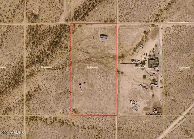30311 W Pinnacle Vista Road, Wittmann, AZ 85361 (MLS #6310846) :: Long Realty West Valley