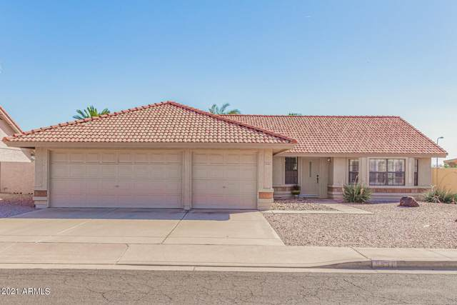 5431 E Ellis Street, Mesa, AZ 85205 (MLS #6310861) :: Maison DeBlanc Real Estate