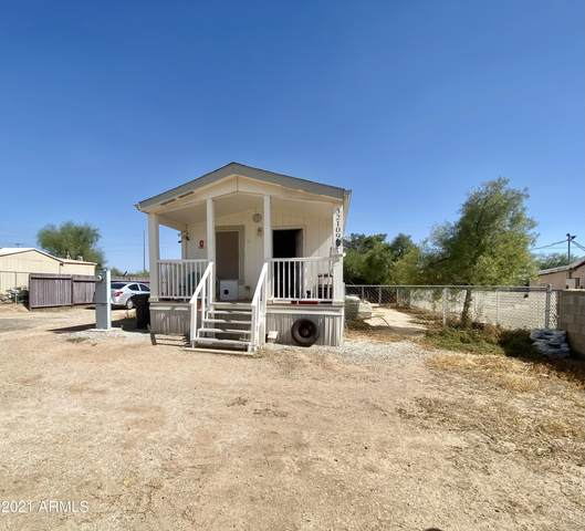 32109 N Ash Street, Wittmann, AZ 85361 (MLS #6310875) :: The Copa Team | The Maricopa Real Estate Company