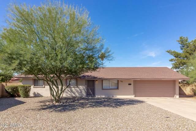 788 N Pleasant Drive, Chandler, AZ 85225 (MLS #6310878) :: Jonny West Real Estate