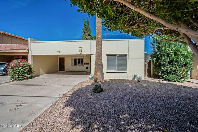 7714 E Chaparral Road, Scottsdale, AZ 85250 (MLS #6310883) :: My Home Group