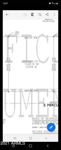 10536 E Mercury Drive, Apache Junction, AZ 85120 (MLS #6310885) :: The Copa Team | The Maricopa Real Estate Company