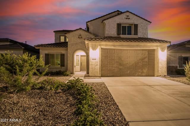 3670 N Barrington Drive, Florence, AZ 85132 (MLS #6310888) :: The Daniel Montez Real Estate Group