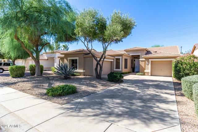 440 S Brett Street, Gilbert, AZ 85296 (MLS #6310896) :: Midland Real Estate Alliance