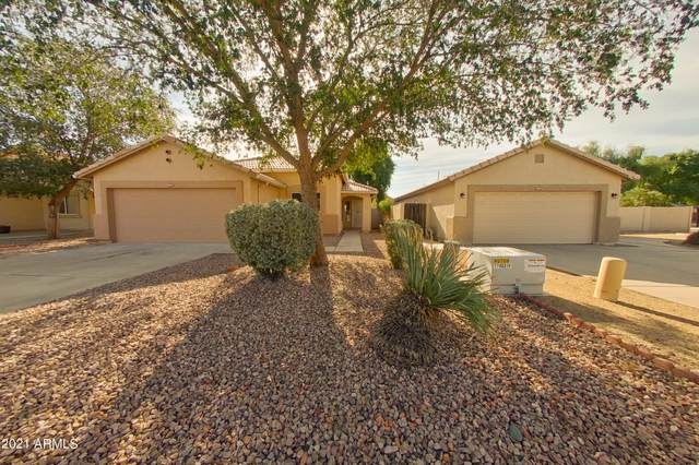 9327 W Gold Dust Avenue, Peoria, AZ 85345 (MLS #6310897) :: Service First Realty