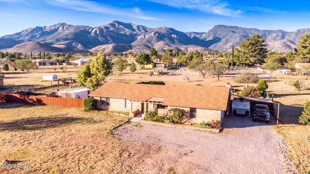 4844 S Nez Perce Avenue, Sierra Vista, AZ 85650 (MLS #6310900) :: Maison DeBlanc Real Estate