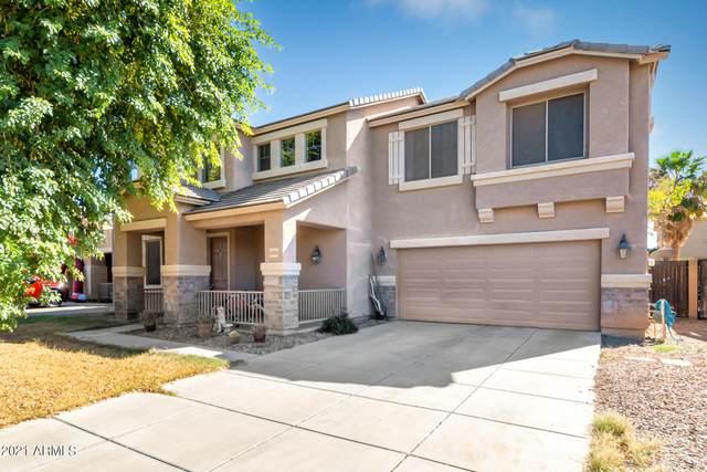 19395 E Canary Way, Queen Creek, AZ 85142 (MLS #6310901) :: The Daniel Montez Real Estate Group