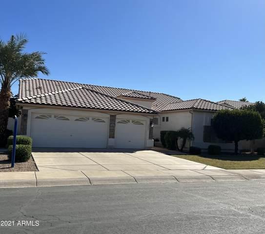 103 S Marin Drive, Gilbert, AZ 85296 (MLS #6310905) :: Midland Real Estate Alliance