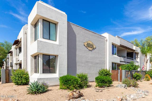 4120 N 78TH Street #218, Scottsdale, AZ 85251 (MLS #6310918) :: The Property Partners at eXp Realty