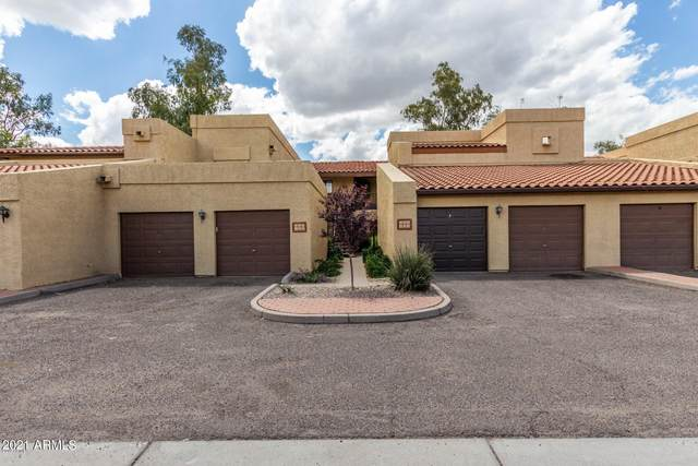 8315 N 21ST Drive G103, Phoenix, AZ 85021 (MLS #6310929) :: Zolin Group