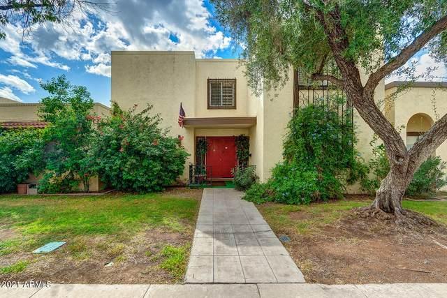 8207 E Valley Vista Drive, Scottsdale, AZ 85250 (MLS #6310948) :: Midland Real Estate Alliance