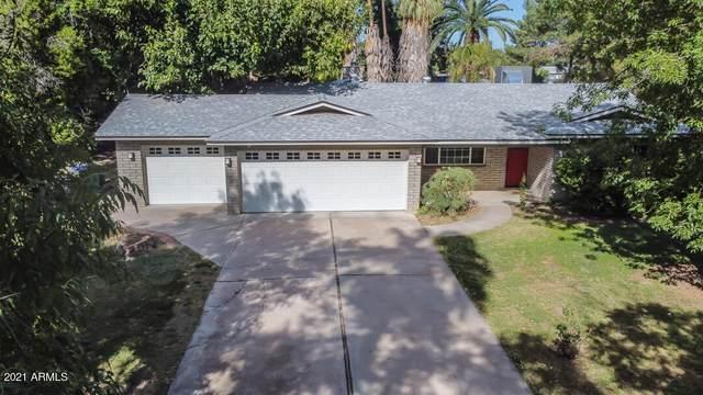 1322 E Catclaw Street, Gilbert, AZ 85296 (MLS #6310953) :: Midland Real Estate Alliance