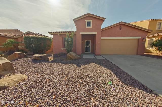 17621 W Caribbean Lane, Surprise, AZ 85388 (MLS #6310967) :: Midland Real Estate Alliance
