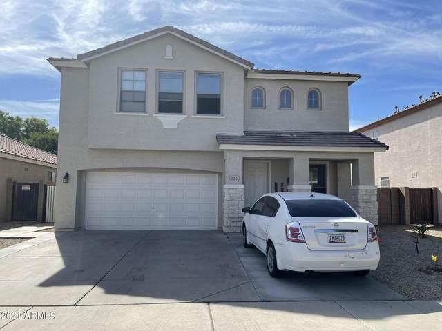 9509 W Elm Street, Phoenix, AZ 85037 (MLS #6310969) :: CANAM Realty Group