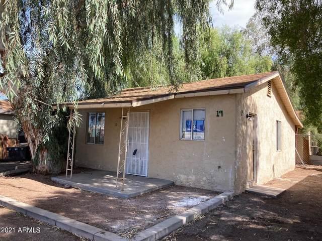 9316 E Balsam Avenue #19, Mesa, AZ 85208 (MLS #6310972) :: Maison DeBlanc Real Estate