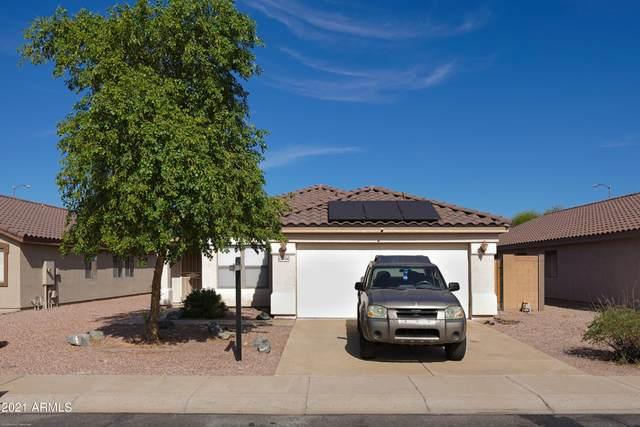 13706 W Fargo Drive, Surprise, AZ 85374 (MLS #6310974) :: Midland Real Estate Alliance