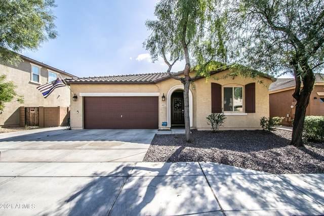 5027 W St Catherine Avenue, Laveen, AZ 85339 (MLS #6310978) :: Arizona Home Group