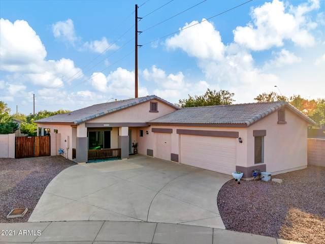 6633 W Avenida Del Rey, Phoenix, AZ 85083 (MLS #6310995) :: Dave Fernandez Team | HomeSmart