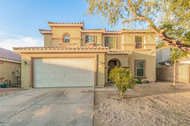 45800 W Morning View Lane, Maricopa, AZ 85139 (MLS #6310997) :: Midland Real Estate Alliance