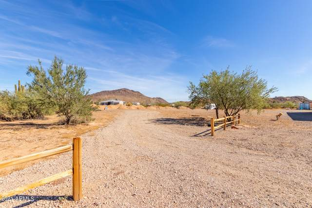 263XX N 154th Drive, Surprise, AZ 85387 (MLS #6311002) :: Long Realty West Valley