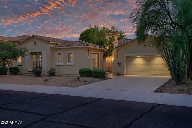 7727 E Calle De Las Brisas, Scottsdale, AZ 85255 (MLS #6311008) :: Midland Real Estate Alliance