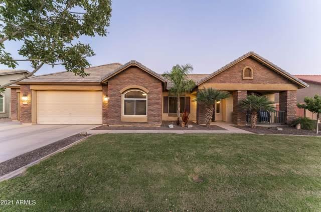 39525 N Oxford Way, San Tan Valley, AZ 85140 (MLS #6311014) :: Dave Fernandez Team | HomeSmart