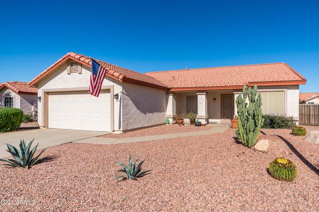1672 E Carolyn Way, Casa Grande, AZ 85122 (MLS #6311015) :: neXGen Real Estate