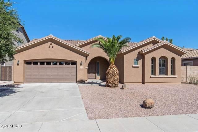 1432 E Parkview Drive, Gilbert, AZ 85295 (MLS #6311022) :: Midland Real Estate Alliance